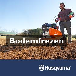 LeCoBa Husqvarna bodemfrees